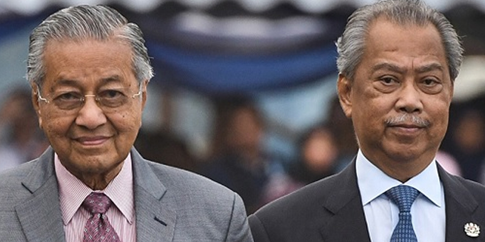 Muhyiddin Yassin appointed as new Malaysian PM