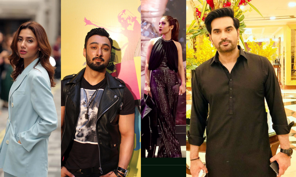 Celebs wished Pakistan's Independence Day