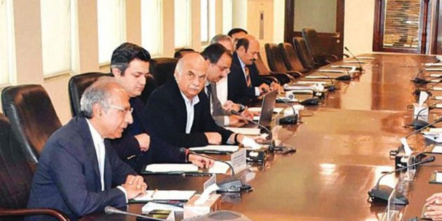 Red line project of Karachi approved