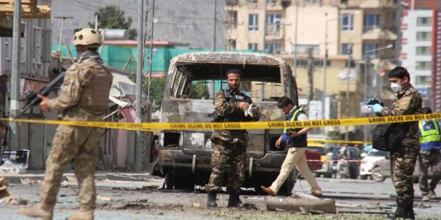Taliban storm checkpoint in western Afghanistan