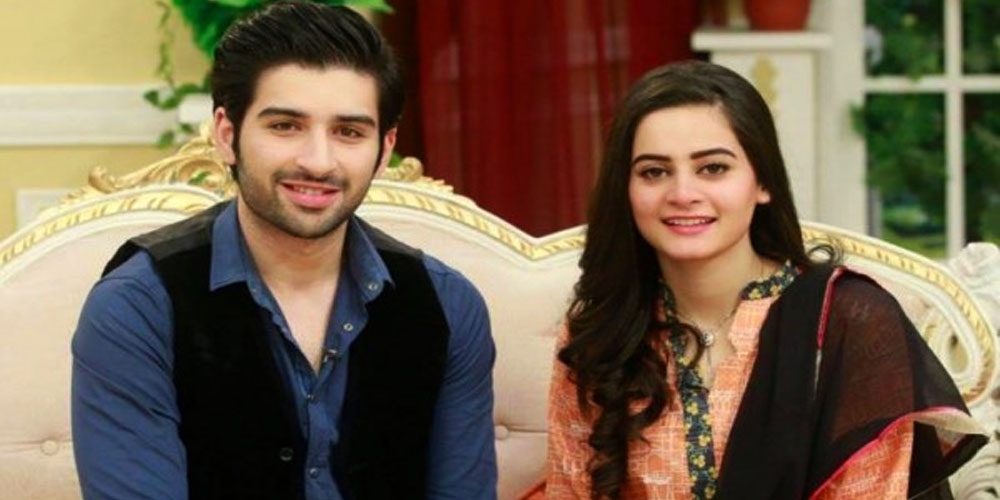 Aiman, Muneeb welcomes their baby girl