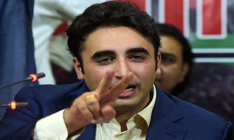 Bilawal Bhutto demands chairman senate resignation