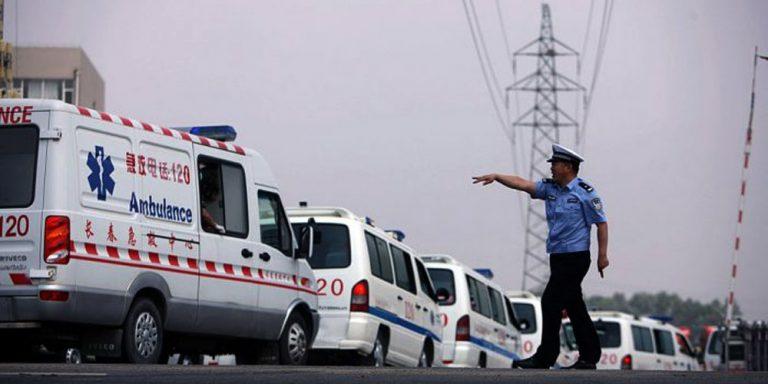 Laos bus accident