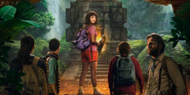 Dora and the lost city of Gold trailer launch