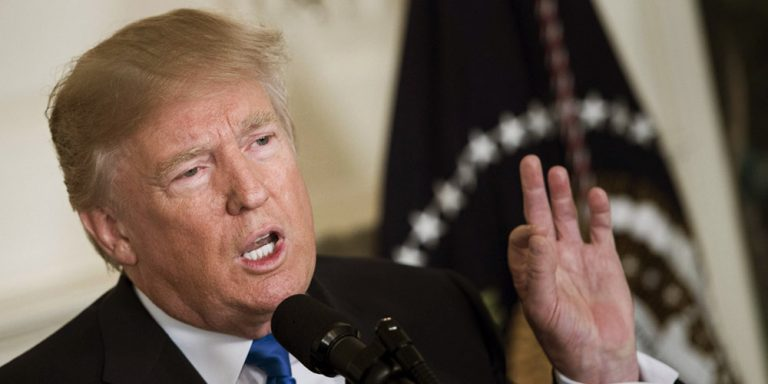 Trump to mediate in Kashmir