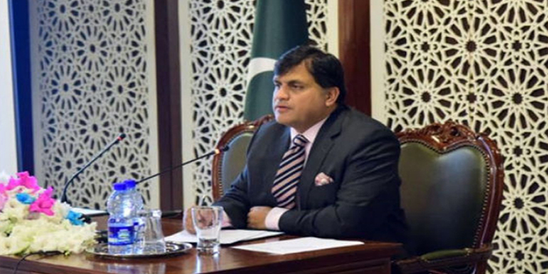 Foreign Office Spokesperson Dr. Muhammad Faisal