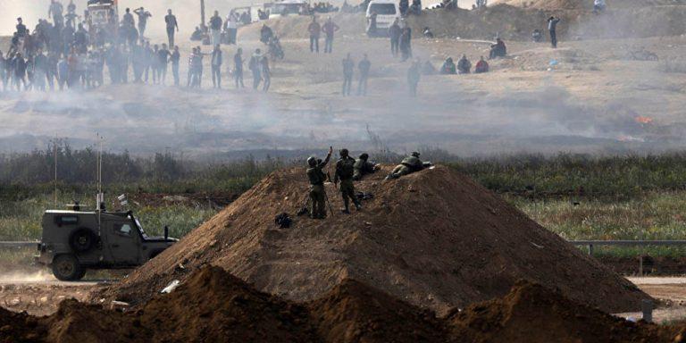Gaza explosion kills 3