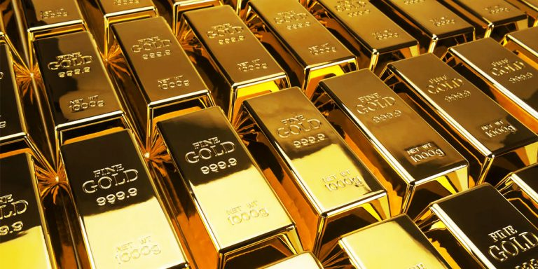 Gold is being sold for Rs 77,80 per 10 grams today, and Rs 90,800 per tola in Pakistan.