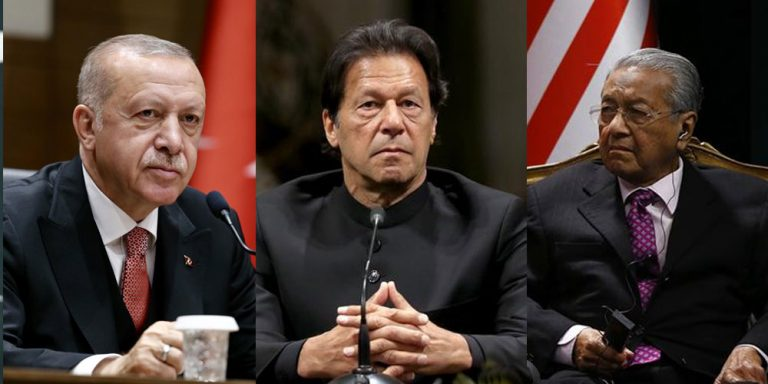 Imran Khan calls Malaysia and Turkish
