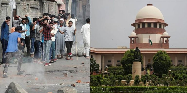 Article 370 challenged in Supreme Court