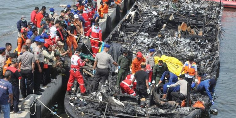 Indonesia ferry accident leaves seven dead