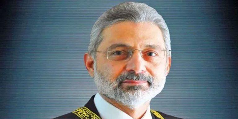 Justice Qazi