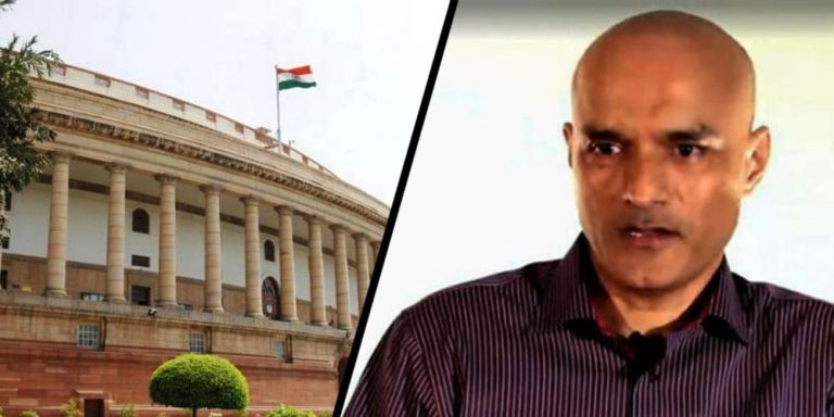 India questions counselor access to Kulbhushan Jadhav