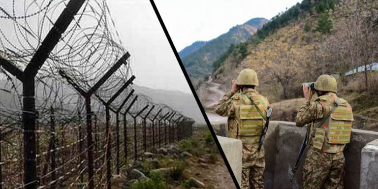 LoC firing killed six Indian soldiers