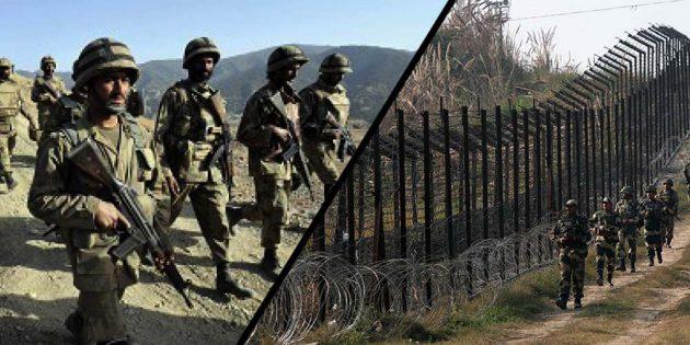 Indian violations across LoC