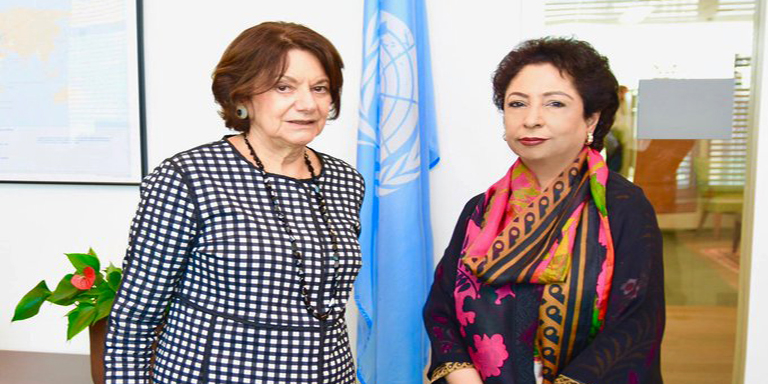 Permanent Representative of Pakistan to the United Nations