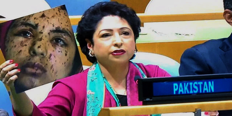 Pakistan's Permanent Representative to the United Nations