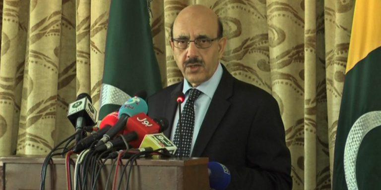 Sardar Masood Khan speaks up about the mediation in Kashmir