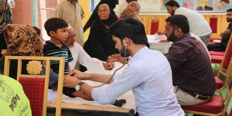 Infectious diseases hits Karachi