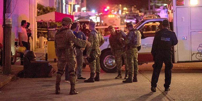 Mexico bar fire kills 23