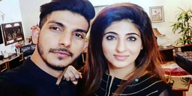 Actor Mohsin Abbas presented in court