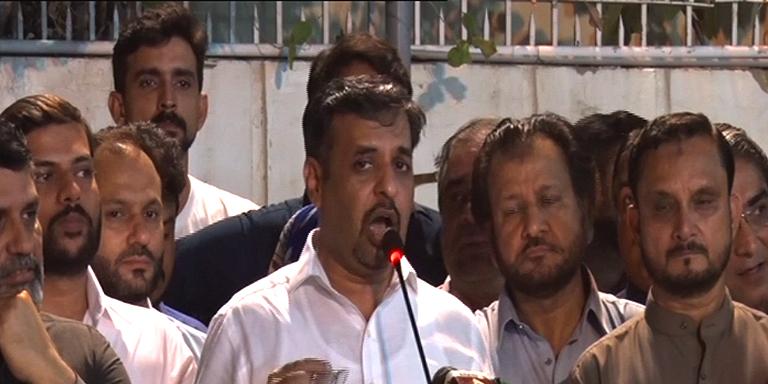 former mayor Karachi