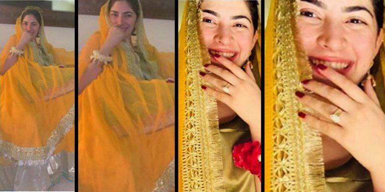 Naimal Khawar's mayyoon