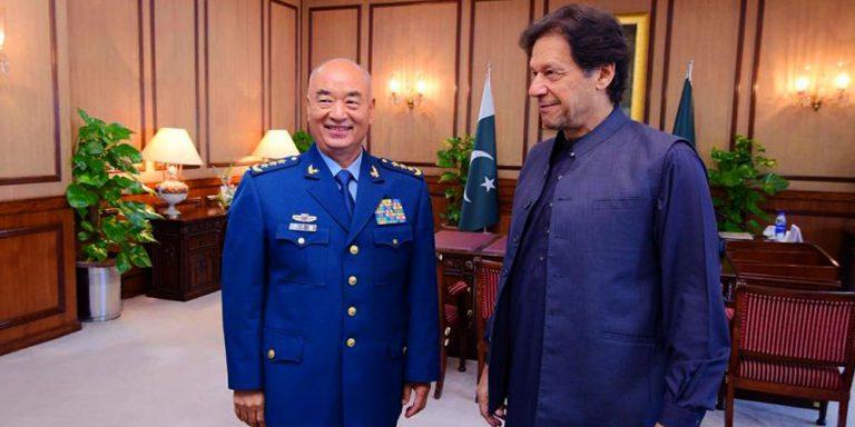 PM meets China's CMC VC