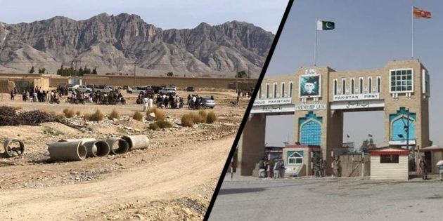 drugs & arms recovered from Pak-Iran Border