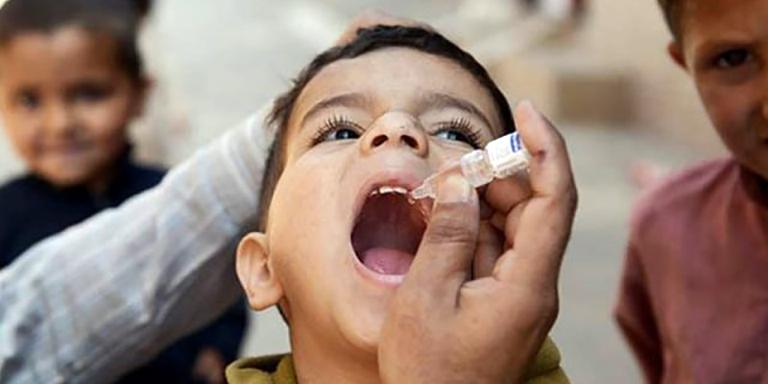 anti polio drive