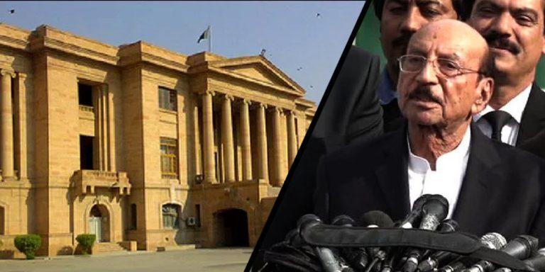 Qaim Ali Shah gets protective bail