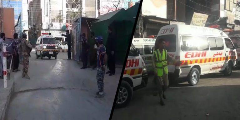 Quetta blast kills two