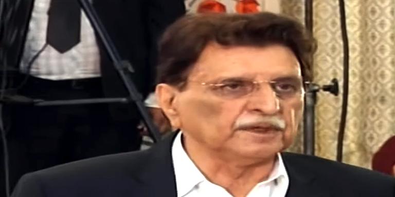 Raja Farooq Haider addresses AJL Legislative Assembly
