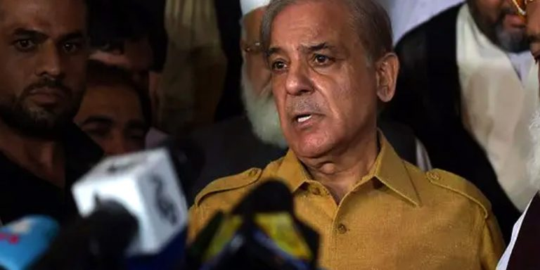 Shahbaz disappointed