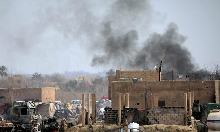 Northwest Syria attack kills 15