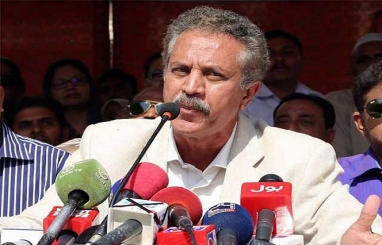 Inaugural function of 'Clean Karachi' campaign