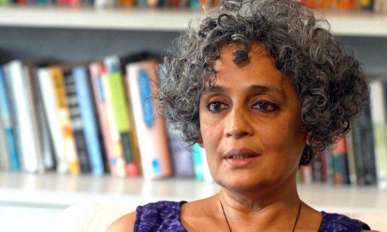 Arundhati Roy slammed for comments against India, Indian Army