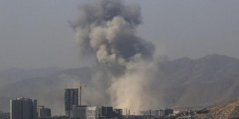 Afghanistan blasts kills many on Independence Day