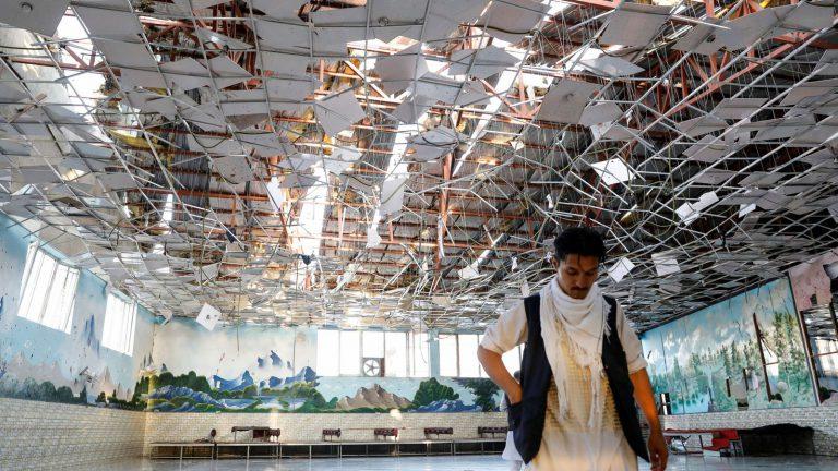 Kabul blast kills 63