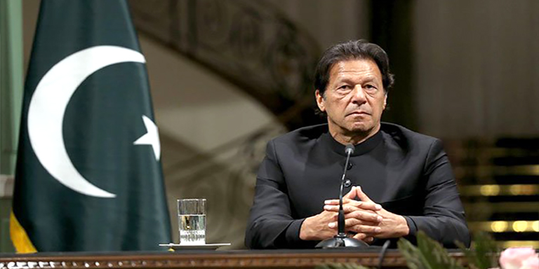 Imran Khan decided to end dialogues with India