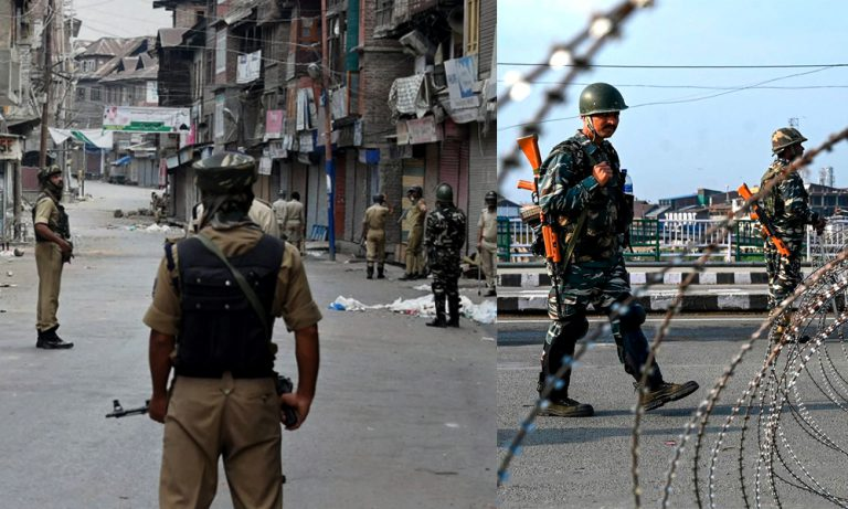 Curfew in Kashmir enters the 16th day