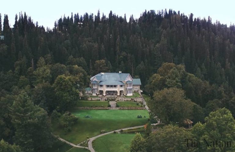 Kp to open Governor House in Nathiagali