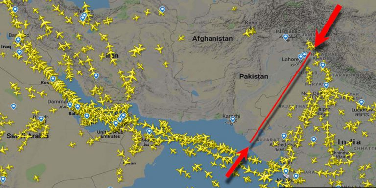 Pak to close its airspace to India