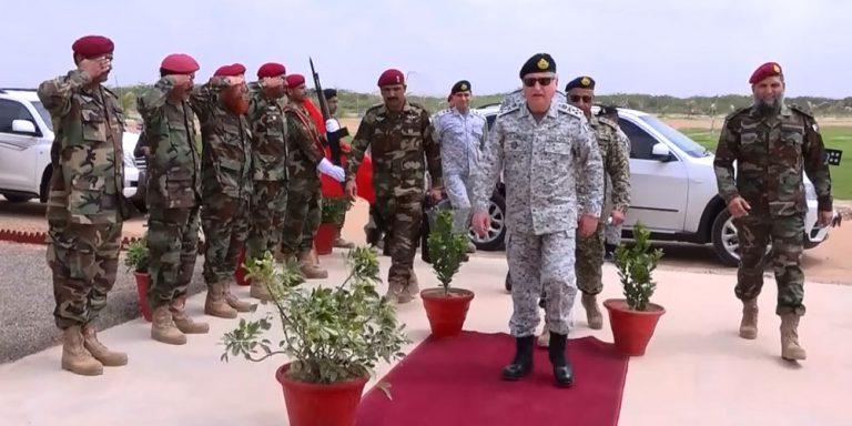 Naval chief visits coastal area