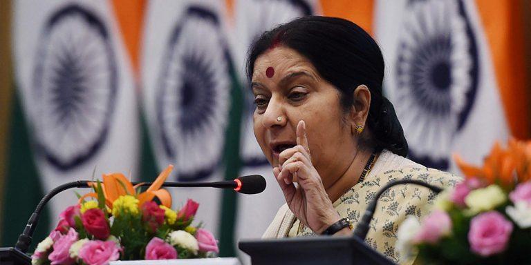 BJP leader Sushma Swaraj passed at 67