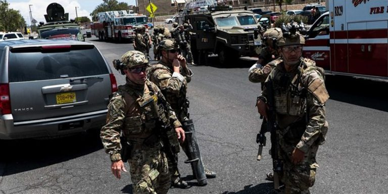 Two mass shootings in USA kills 30