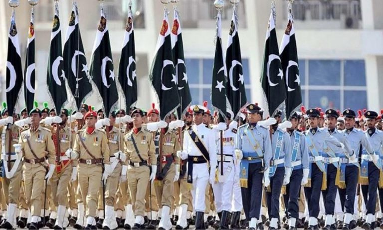 Army Chief General Bajwa on Defense day