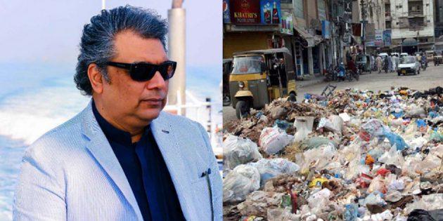 Ali Zaid's Clean Karachi Campaign