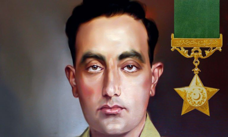 Major Aziz Bhatti's 54th martyrdom anniversary