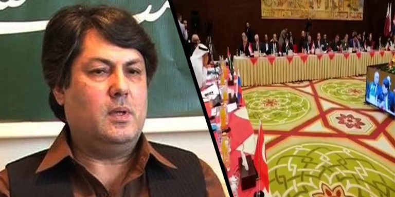 barrister saif in Asian parliament conference